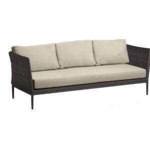 Casablanca 3 seater sofa half round wicker scaled 1