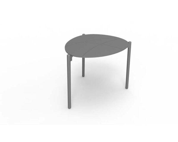 Cobblestone Coffee table S charcoal 3