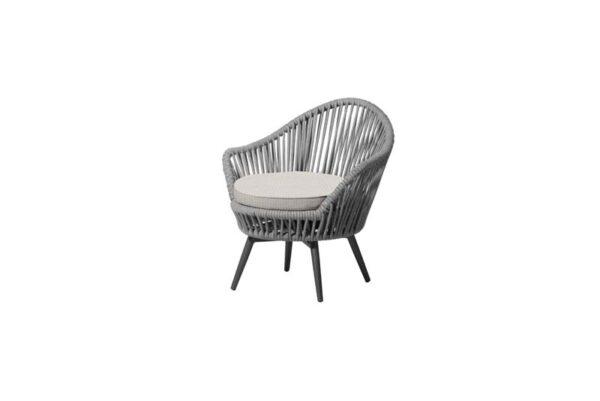 Daisy Swivel Chair Charcoal 1