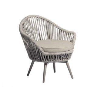 Daisy swivel chair(12mm round rope) 1