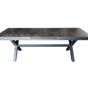 X Leg Extension Table HPL 2