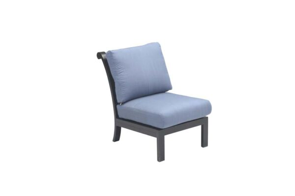 Athens Armless Module with Cushion 2