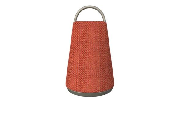 Knitted LED Light small Red 1