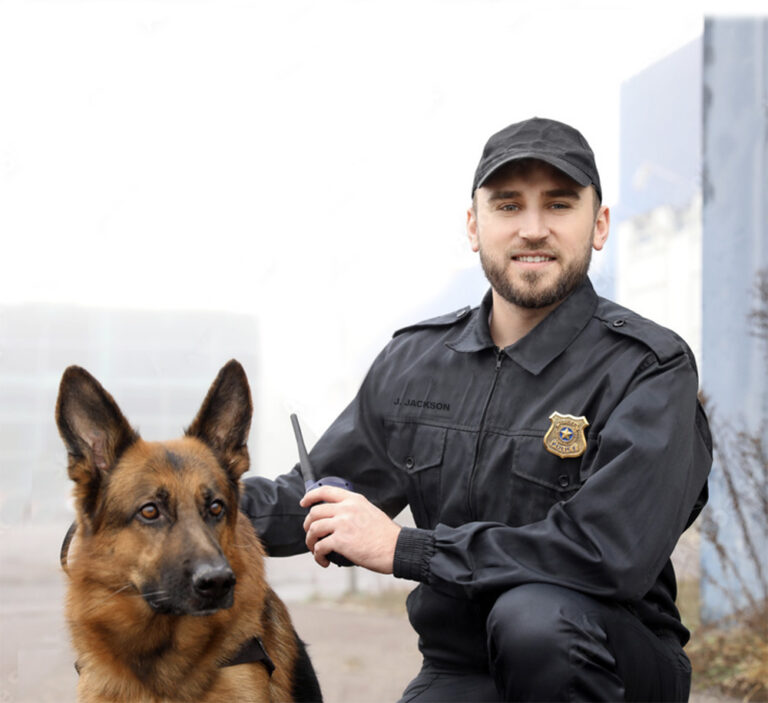 AACIS ACO with Dog