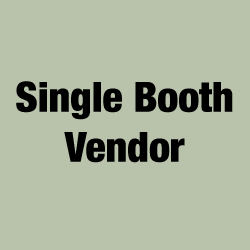 Vendor - Single Table ($500)
