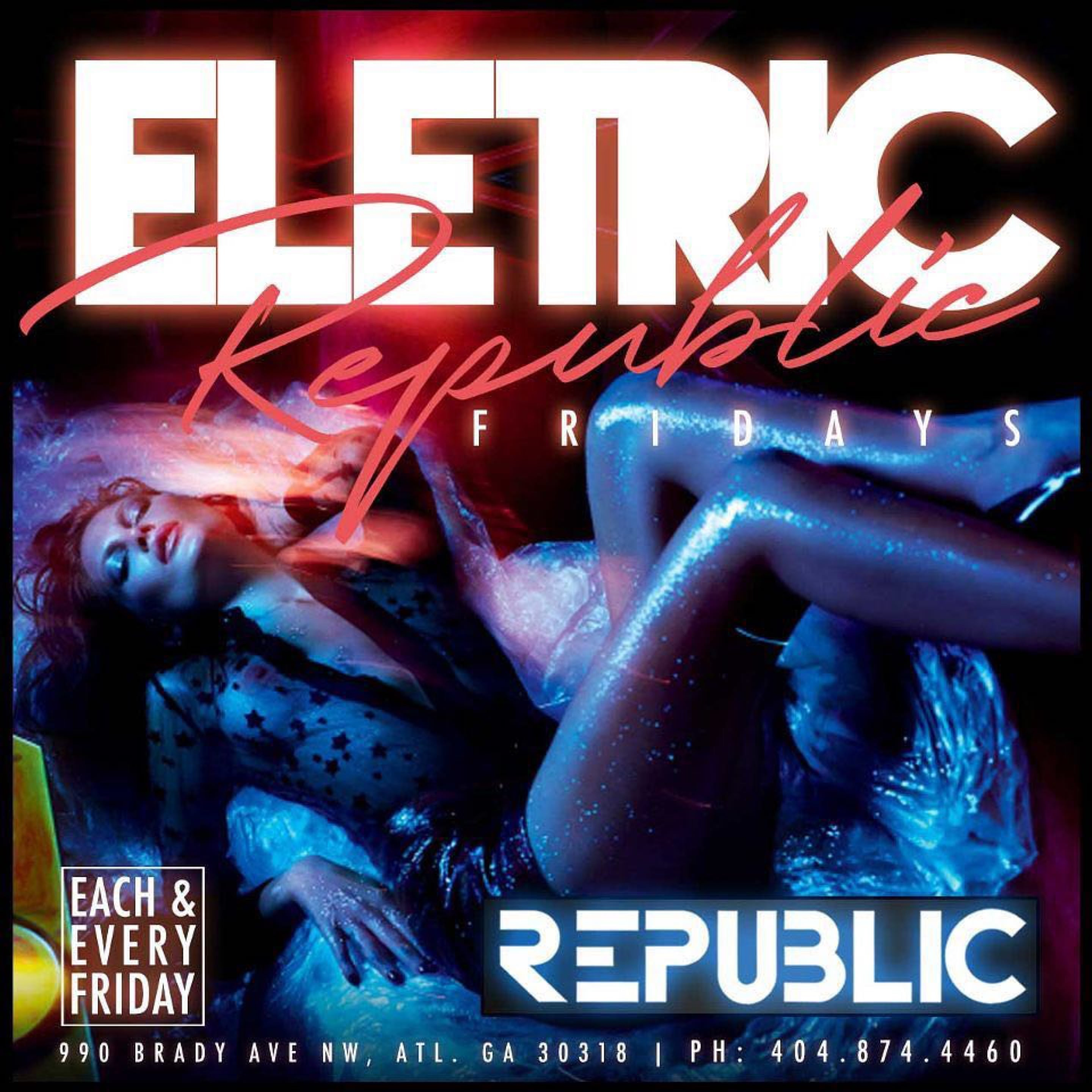 Republic Friday March 22nd
