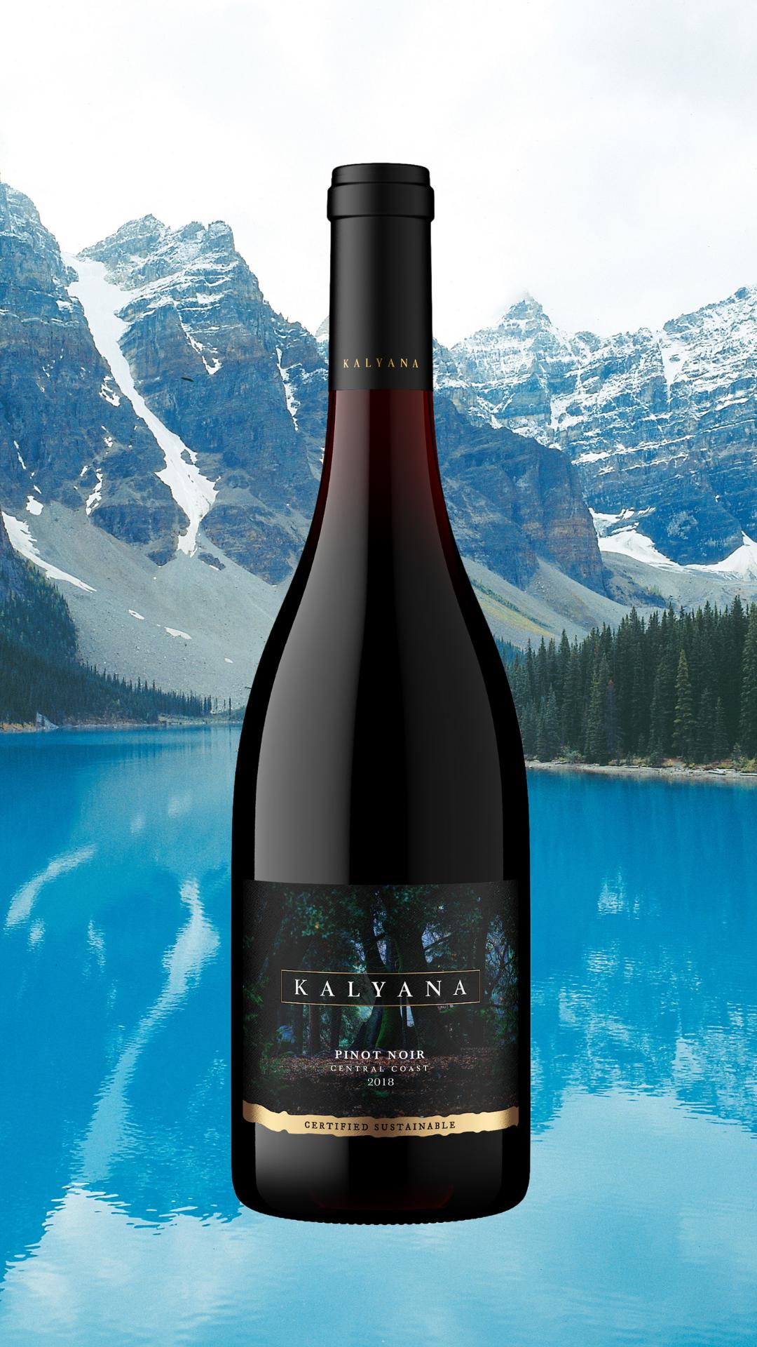 Pinot Noir by Kalyana