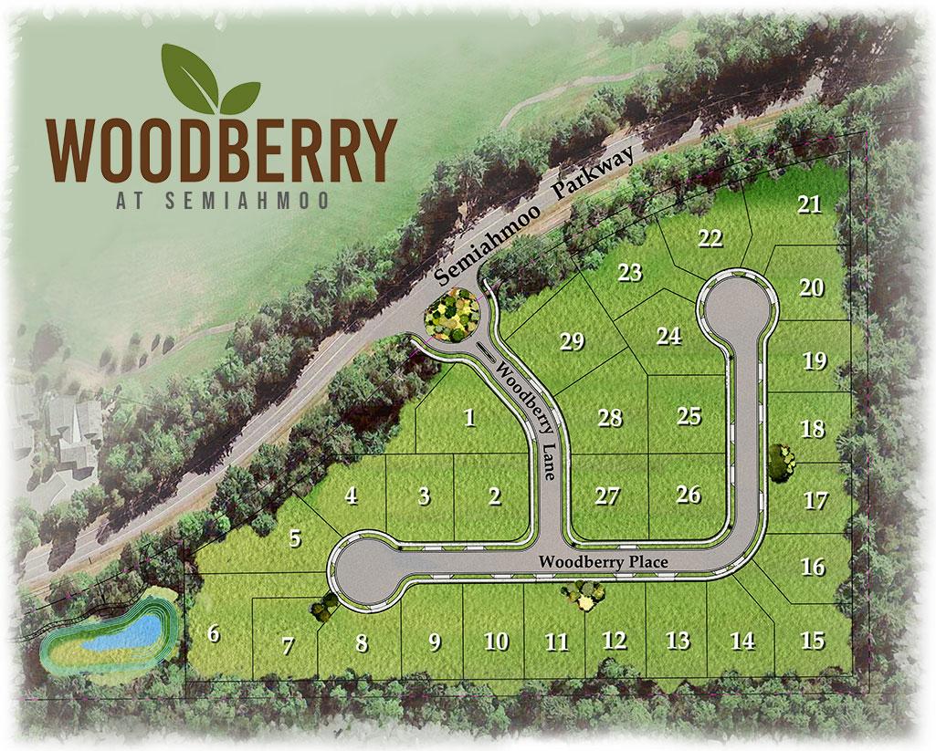 Woodberry at Semiahmoo Development Plat