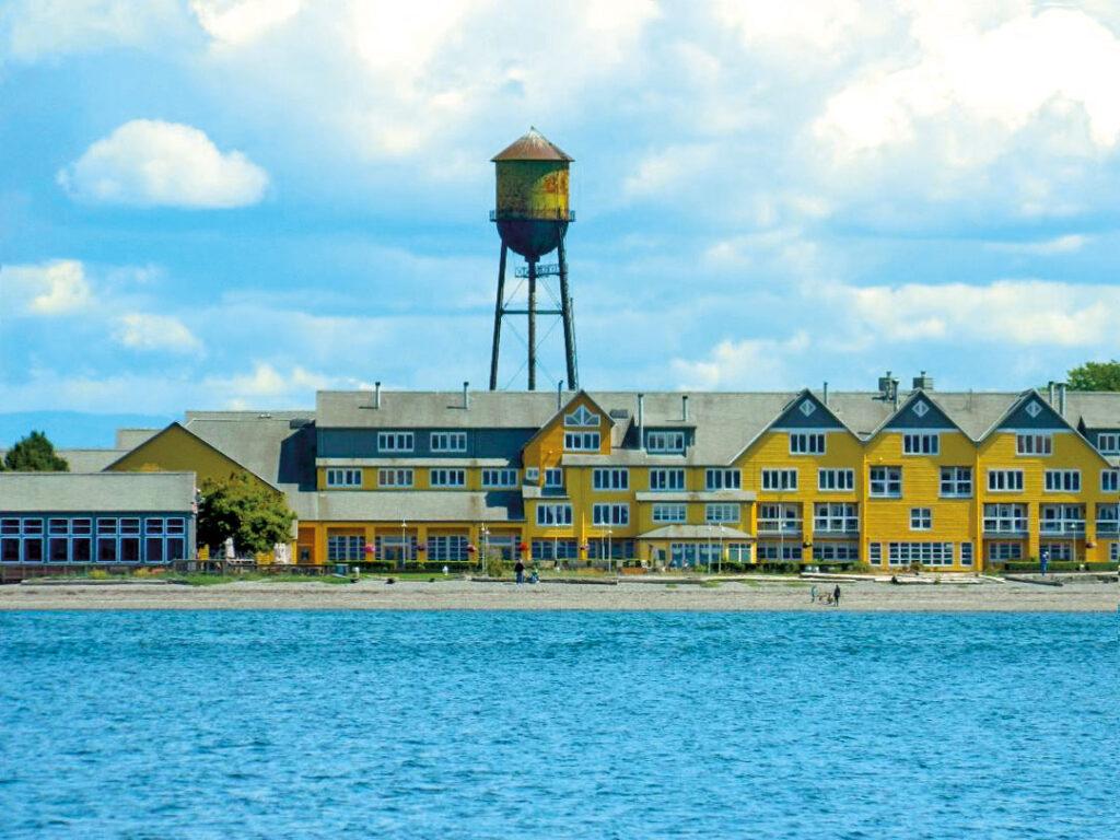 Semiahmoo Resort Blaine WA