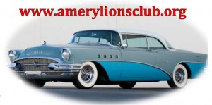 Amery Lions Club car show - image