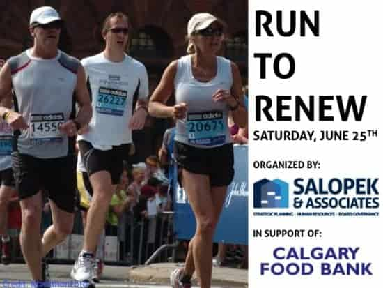 Run to Renew