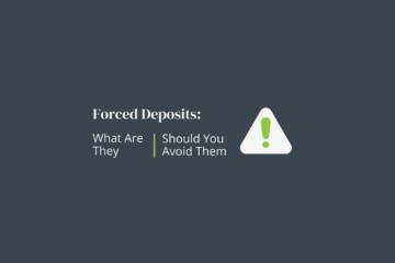 Blog: Forced Deposits
