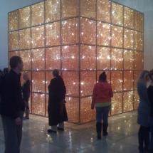 """Ai Weiwei artwork, """"Cube Light."""" Image by Pittigrilli, Wikimedia Commons."""