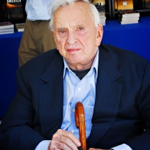 Gore Vidal. Image by Mark Coggins, Wikimedia Commons.