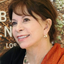 Isabel Allende. Image by Mutari, Wikimedia Commons