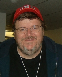 Michael Moore. Image by Prognosic, Wikimedia Commons.