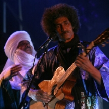 Tinariwen. Image by Manfred Werner – Tsui, Wikimedia Commons.