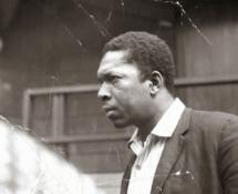 John Coltrane. Image on Wikimedia Commons.