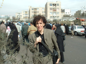 From a reporting trip to Tehran, Iran, in 2004