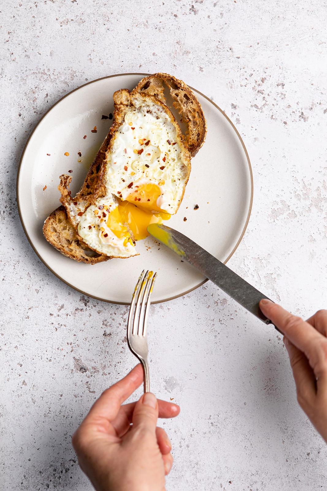 leanne citrone egg on toast
