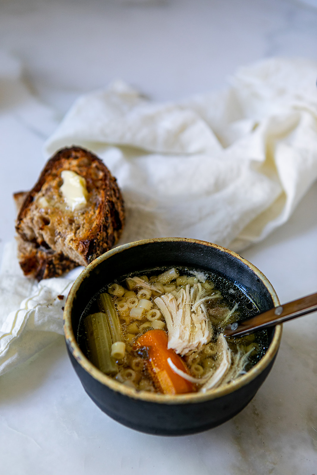 leanne citrone chicken noodle soup