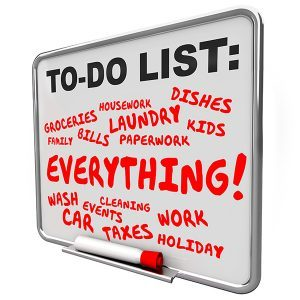 Bibbentuckers busy lives to do list 300x300 - Expect More From Your Dry Cleaner