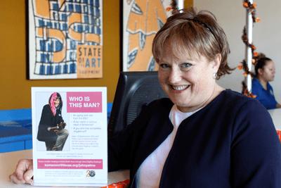 bibbentuckers inspired to support breast cancer research - Breast Cancer Survivor Inspired Bibbentuckers' Support of Komen