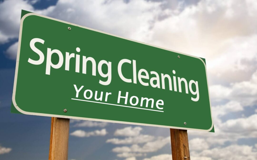 Spring Cleaning Time