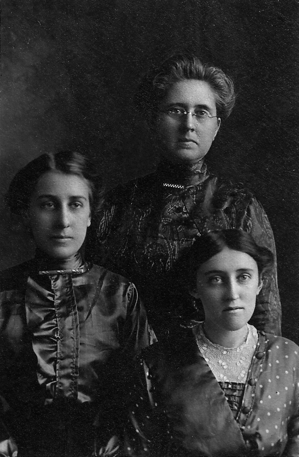 Myrtle, Ruth, Rena Clifton