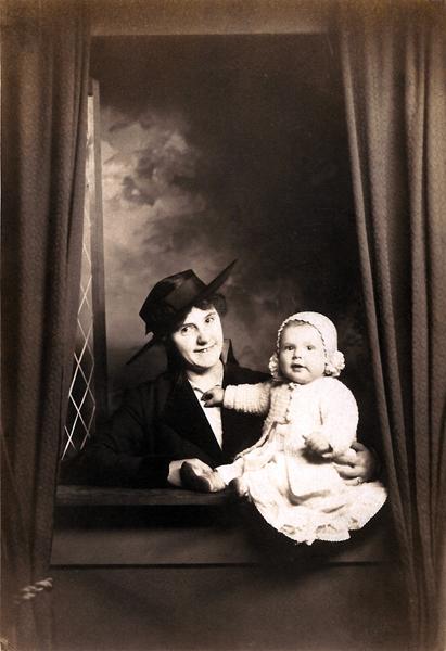 Mary Harmison and Mildren Bailey