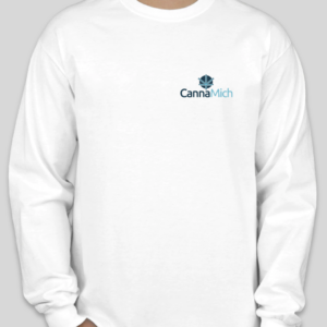 CannaMich Floral Long Sleeve