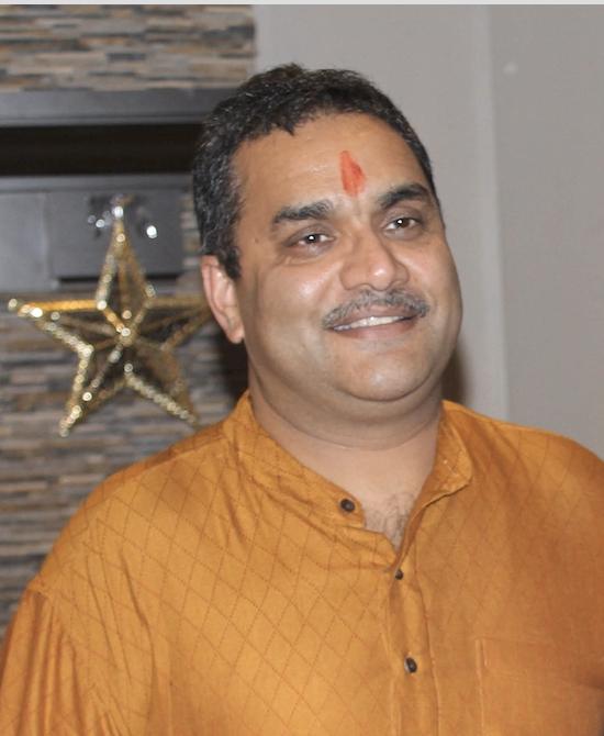 Ashish Misra (Secretary)