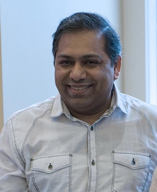 Salil Gupta (Treasurer)