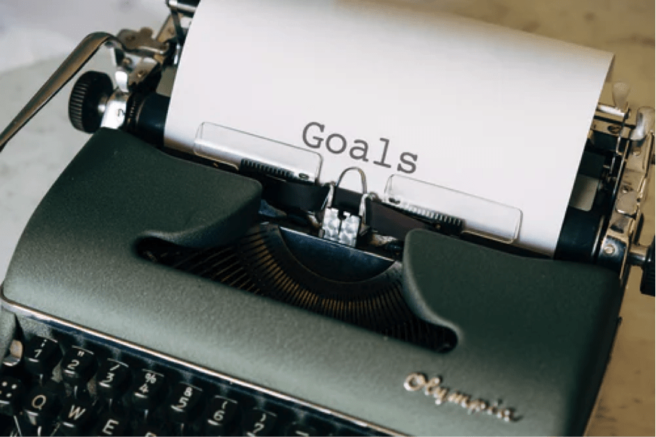 Set specific goals with timelines