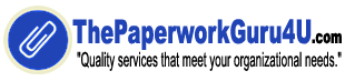 The Paperwork Guru 4 U, Inc.