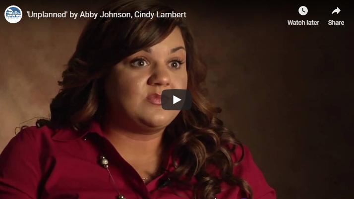 'Unplanned' by Abby Johnson, Cindy Lambert
