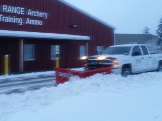 Snow Plowing For Your Business