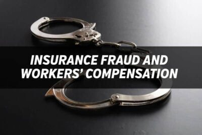Workers compensation scams