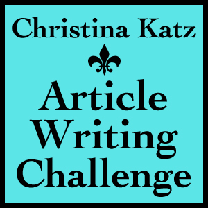 Christina Katz Freelance Article Writing Challenge For Parenting Writers