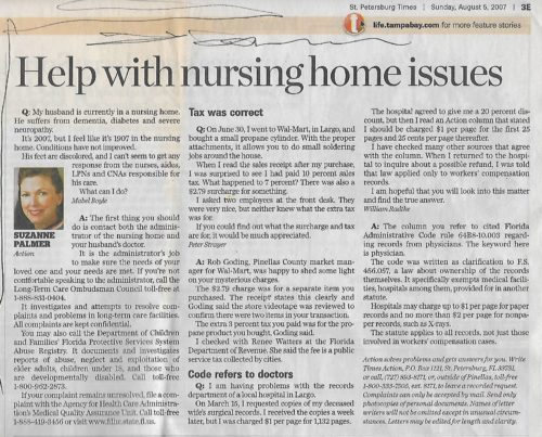 help-with-nursing-home-issues