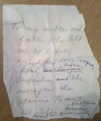 legacy-from-dads-mother-and-father-handwritten