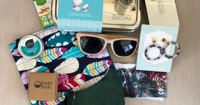 I Live Eco Summer 2020 Subscription Box Review