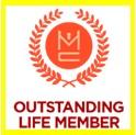 Sacramento Masters Club - Outstanding Life Member