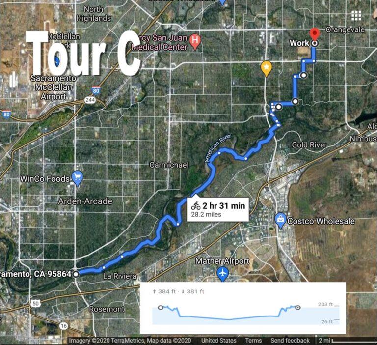 Bike Tour C