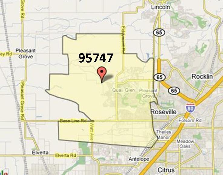Roseville 95747 (West)