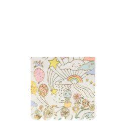 Servilletas Happy Doodle (S)