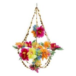 Chandelier Bright Floral Blossom