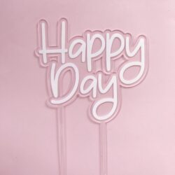 Topper Happy Day