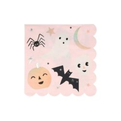 Servilletas Pastel Halloween