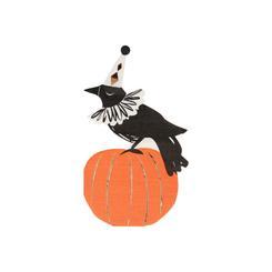 Servilletas Vintage Halloween Crow